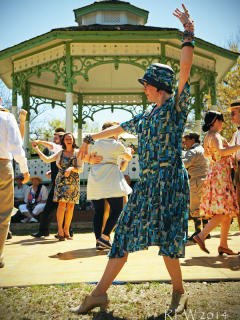Dallas Heritage Village presents Jazz Age Sunday Social