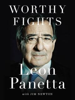 Leon Panetta book, Worthy Fights
