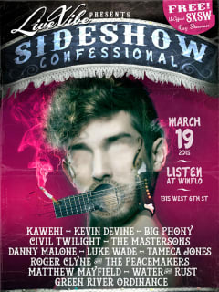 LiveVibe Sideshow Confessional_SXSW_March 2015