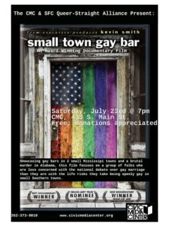 Ethnographic Film Society screening: Small Town Gay Bar