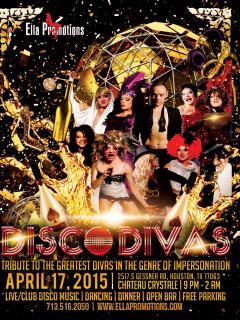 Disco Divas Ball