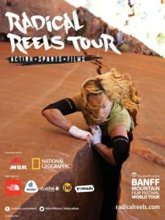 Radical Reels Tour poster 2015