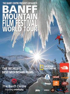 Banff Mountain Film Festival World Tour poster 2015