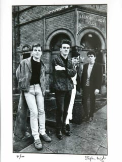 The Smiths_Manchester_The Queen is Dead_by Stephen Wright