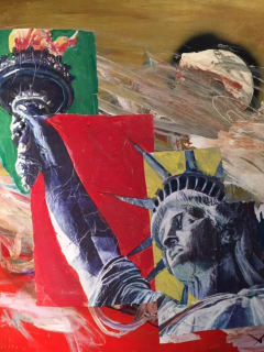 "John Palmer Art Gallery hosts ""American Escapism"""