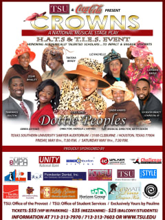 Texas Southern University presents Crowns