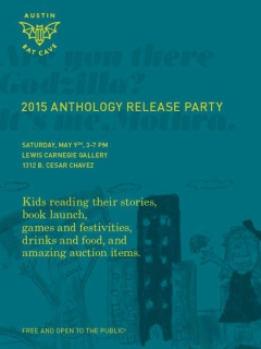 Austin Bat Cave_anthology release party_2015