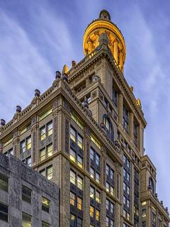 Esperson Building in Houston