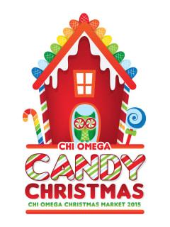 2015 Chi Omega Christmas Market