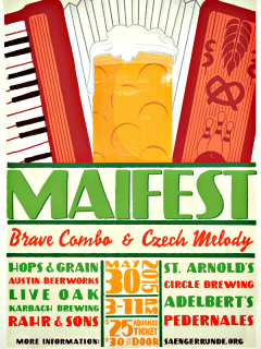 Austin Saengerrunde_Maifest_Texas German Bier Festival_2015