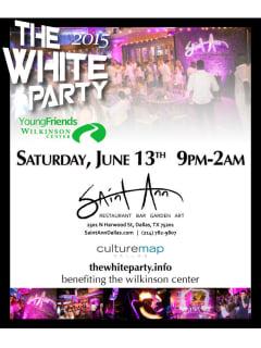 White Party 2015