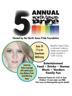 North Texas Pride Foundation Presents 5th Annual North Texas Gay Pride Festival