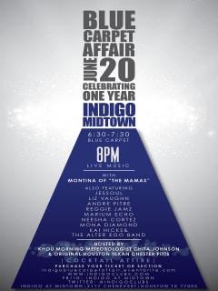 Indigo at Midtown Presents Blue Carpet Affair