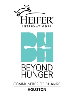 Heifer International Presents Beyond Hunger Houston