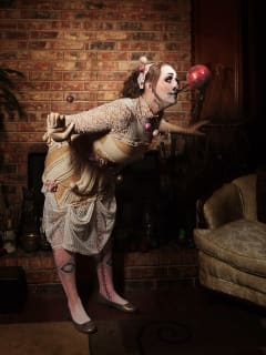 Circus Freaks presents Playthings
