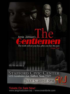 AWJ Production Presents The Gentlemen Stag Play