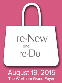 The Women's Home presents The 6th Annual reNew & reDo Fashion Show