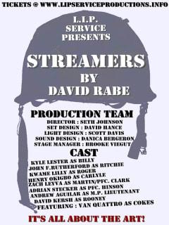 L.I.P Service Streamers