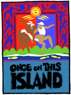 Theatre Under The Stars presents <i>Once On This Island</i>
