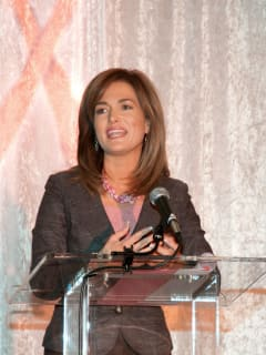 Melissa Wilson In the Pink of Health Luncheon