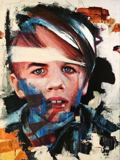 Haley-Henman Gallery presents Joshua West: I, A stranger