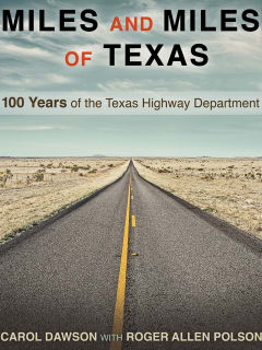 The Bullock Texas State History Museum presents High Noon Talk: <i>Miles and Miles of Texas</i>