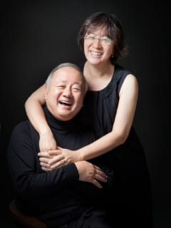 Tong-Il Han & Helen Lee