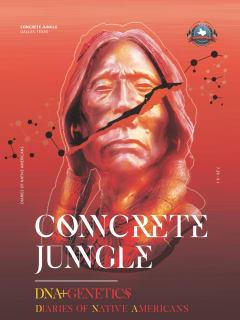 Oak Cliff Cultural Center presents Concrete Jungle: DNA + Genetics