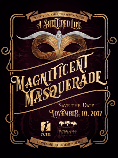 A Sheltered Life's Magnificent Masquerade Gala