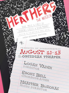 Iconotheatrix presents <i>Heathers The Musical (High School Edition)</i>