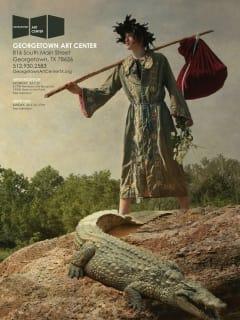 "The Georgetown Art Center presents Hans Bauer: ""The Lost Tarot"""