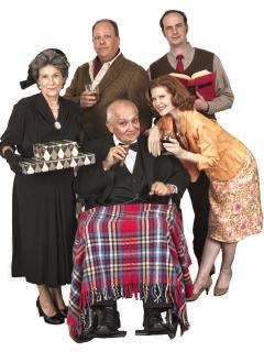 Theatre Britain presents Winston's Birthday