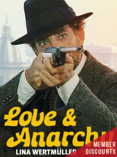 AFS Cinema presents <i>Love and Anarchy</i>