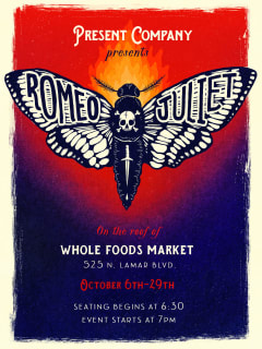 Present Company presents Shakespeare at the Market: <i>Romeo and  Juliet</i>