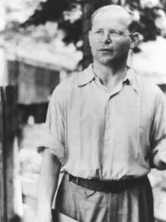 Pastor Dietrich Bonheoffer