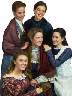 Stolen Shakespeare Guild presents Little Women