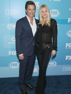 Rob and Sheryl Lowe
