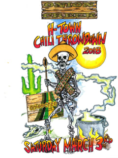 Onion Creek Chili Throwdown 2018