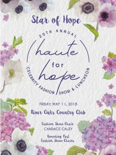 Star of Hope 20th Annual Fashion Show & Luncheon