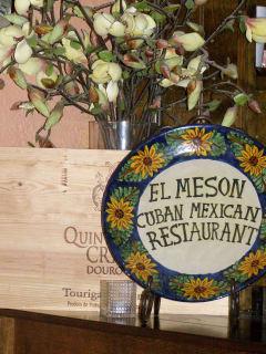 Places-Food-El Meson plate