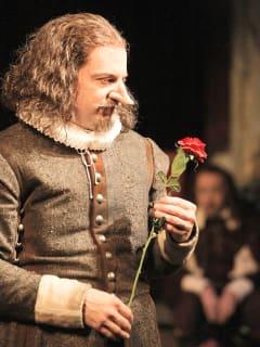 News_Nancy Wozny_Best of Decade_Jeffrey Bean_Cyrano de Bergerac_Alley Theatre