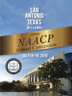 NAACP 109th Annual Convention: Defeat Hate - Vote