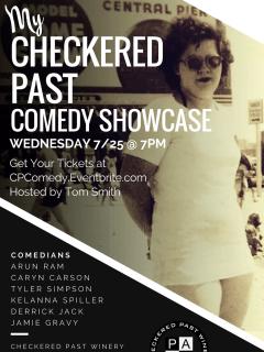 Checkered Past Comedy Showcase