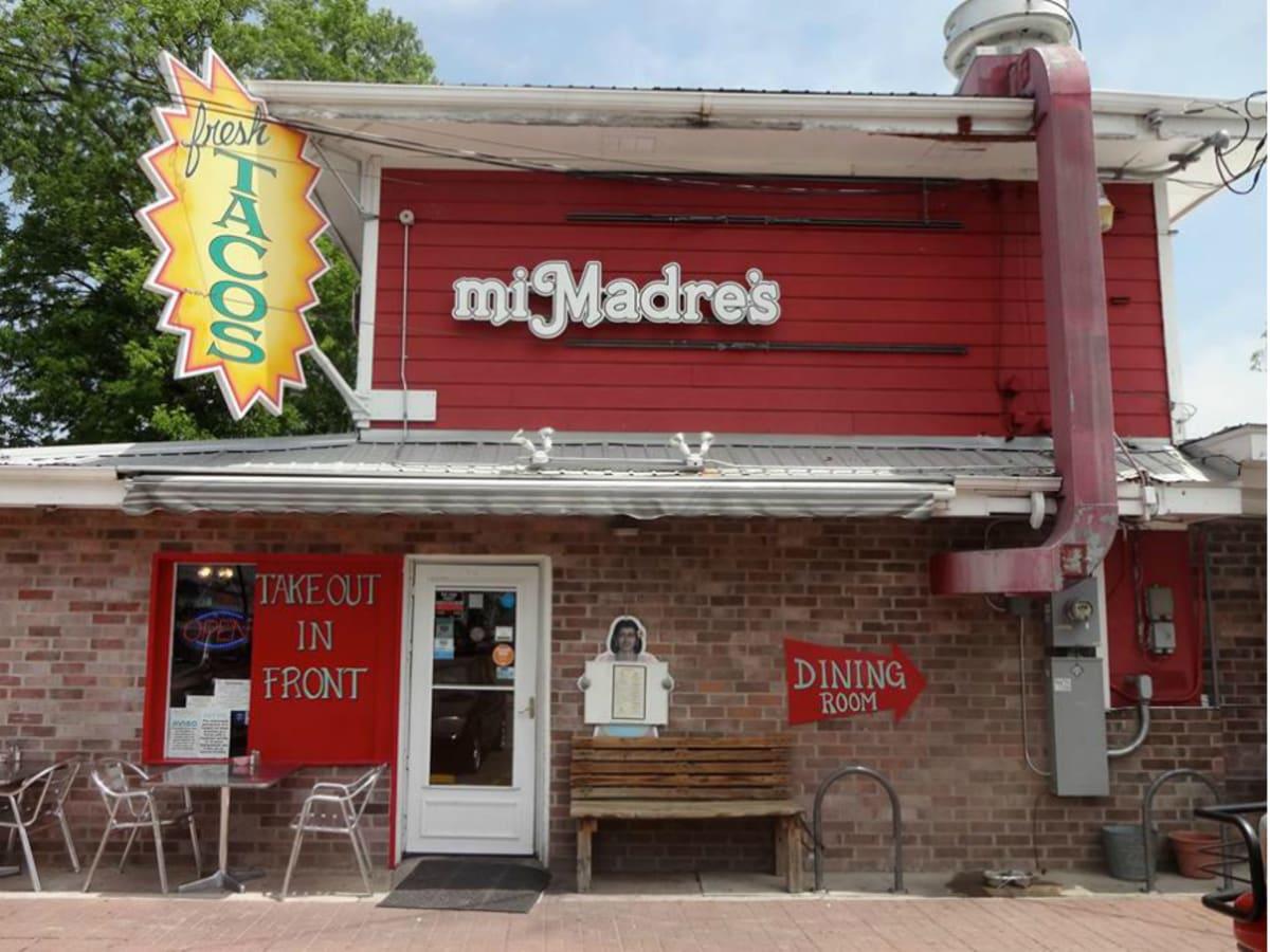 Mi Madre's_Austin restaurant_exterior