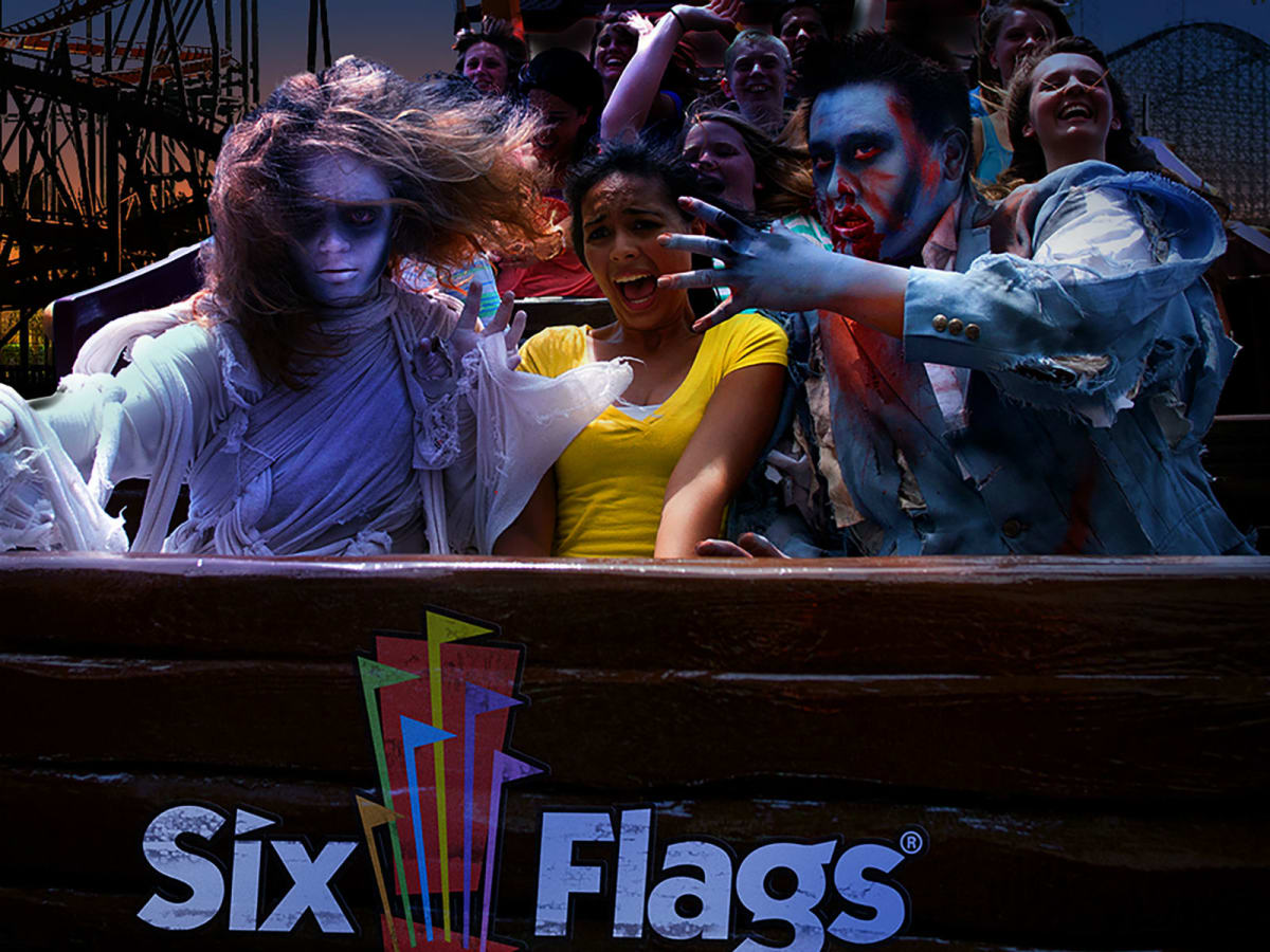 Six Flags Fiesta Texas presents Fiesta Texas