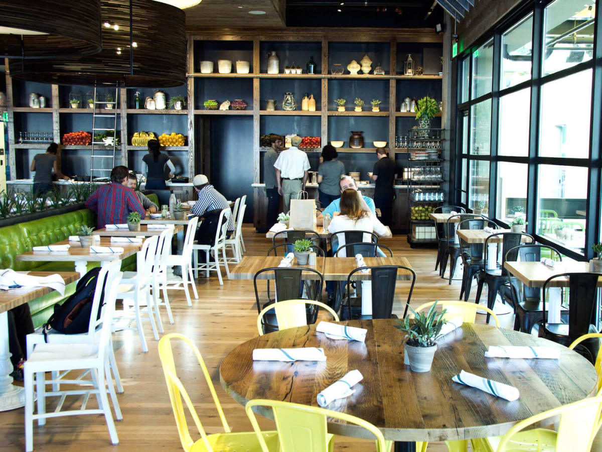 True Food Kitchen previews kale and quinoa as Dallas opening day ...