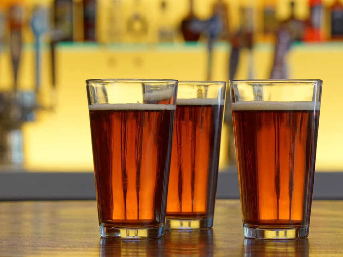 Liberty Tavern Austin bar beer mug 2015