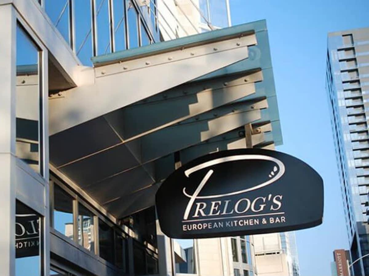 Prelog's European Kitchen & Bar_sign_March 2015