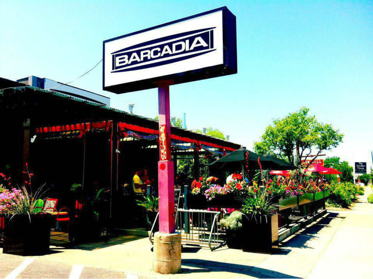 Barcadia bar in Dallas