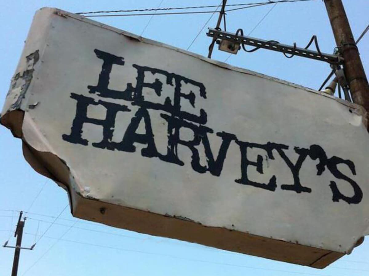 Lee Harvey's